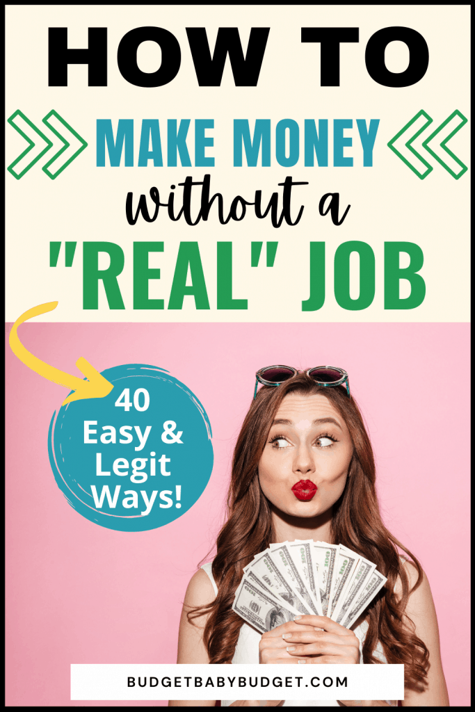title image on how to make extra money