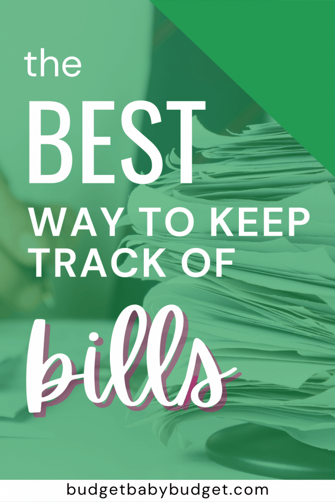 how to keep track of family expenses