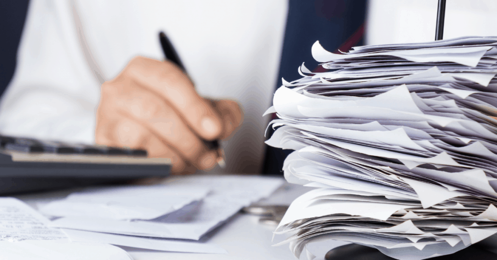 how to keep track of bills and expenses