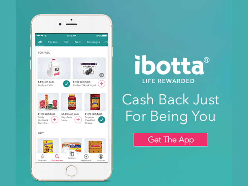 how does the ibotta app work